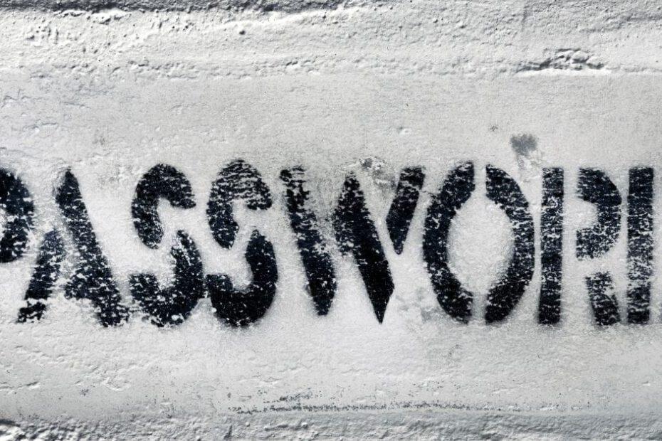 Passwort bei Campingprodukte Schweiz