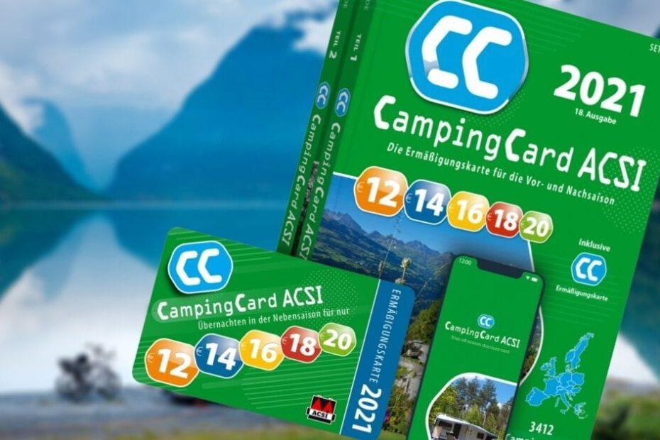 ACSI von Campingprodukte Schweiz