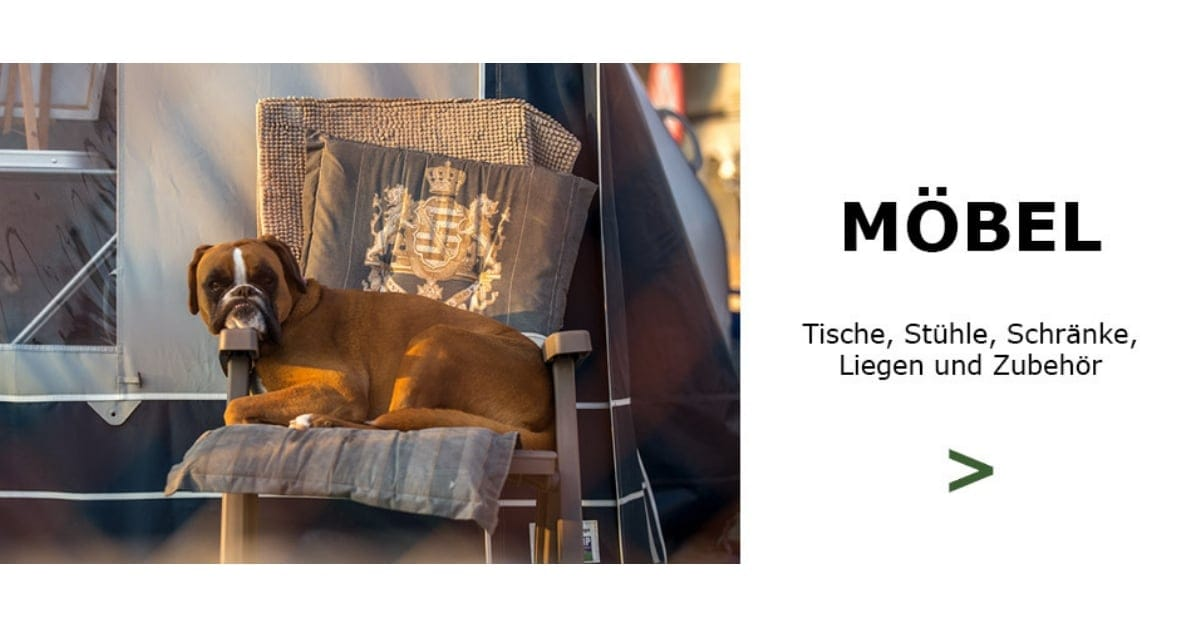 Campingmöbel von Campingprodukte Schweiz