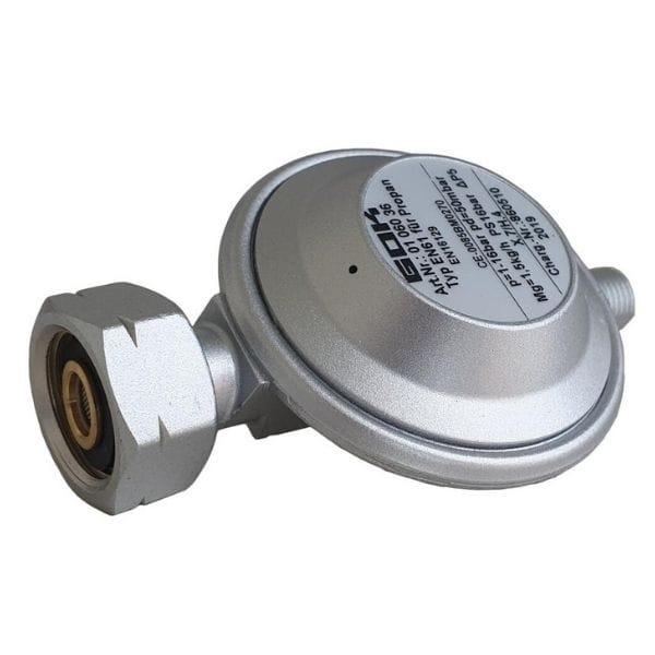 Gasdruckregler 50mbar