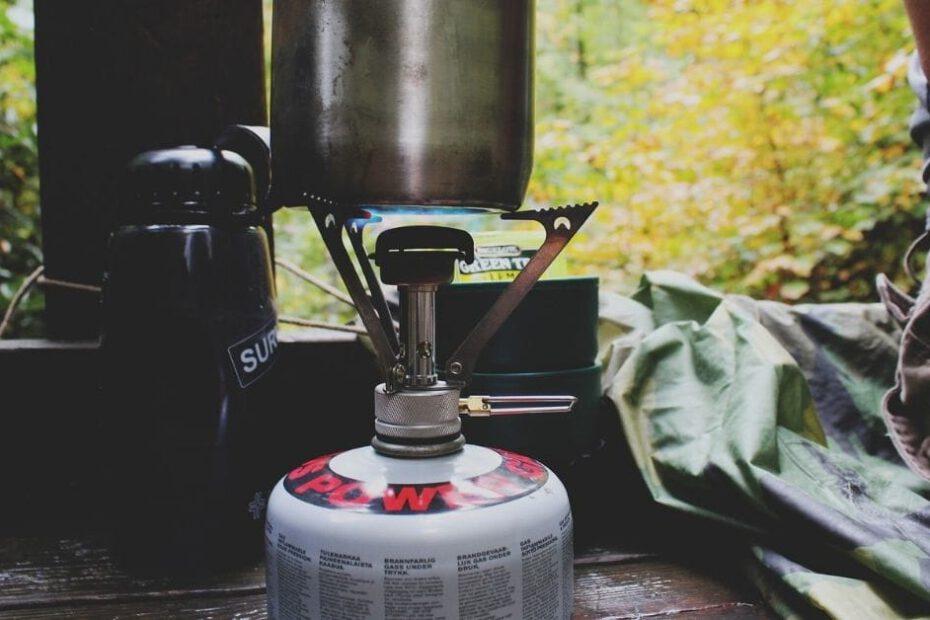 Gaskartusche von Campingprodukte Schweiz
