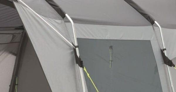 Gestängevorzelt von Campingprodukte Schweiz