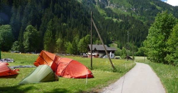 Oberland Mitte Camping Hasenweide