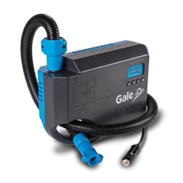 Elektrische Pumpe für Vorzelt