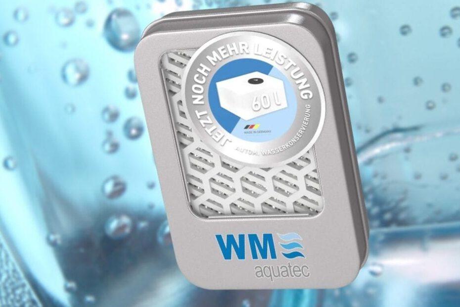 Silbernetz WM aquatec