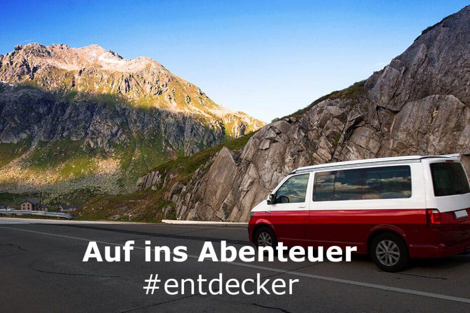 Auf ins Abenteuer mit Campingprodukte Schweiz